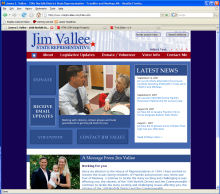 Jim Vallee Ma State Rep - 10th Norfolk district