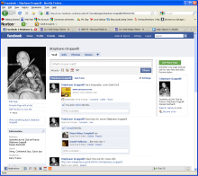 Stéphane Grappelli on facebook